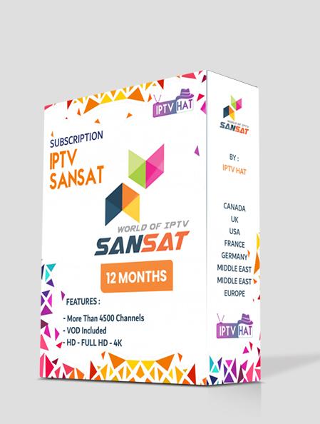 SANSAT IPTV