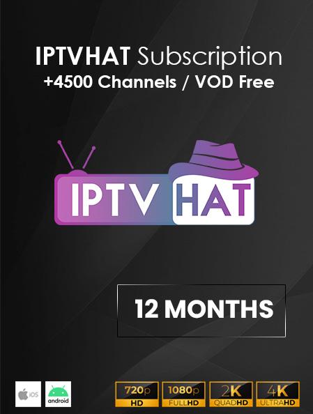 IPTV hat