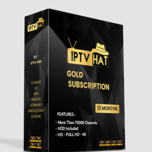 IPTV Hat Gold Subscription