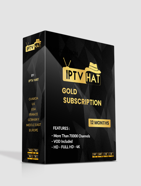 IPTV Hat Gold Subscription