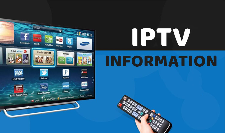 Helpful information about IPTV