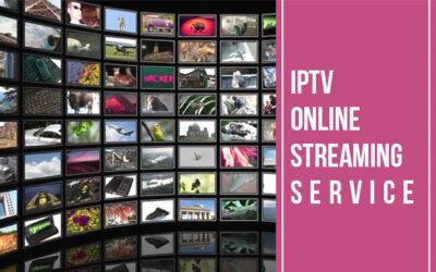 IPTV online streaming service